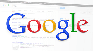 Google Search Results on business website ranking